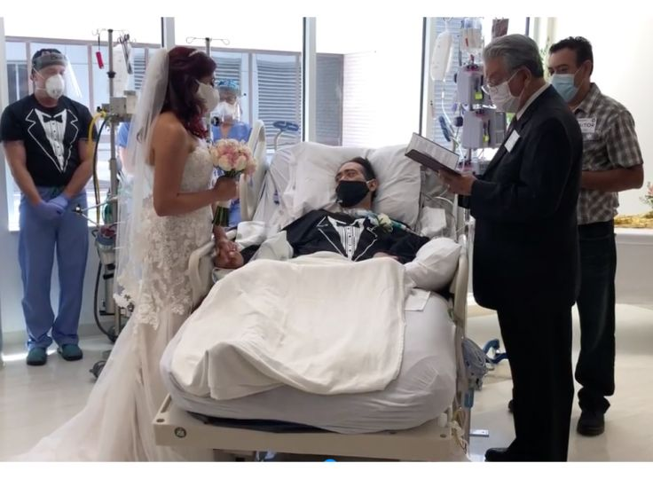 Travel Nurse Throws Wedding for COVID-19 Patient Blog Cover