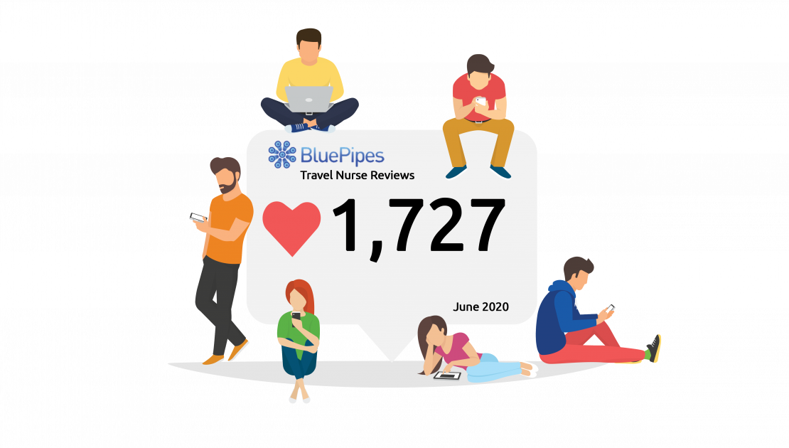 FlexCare Travel Nurse Reviews Total Per BluePipes 2020